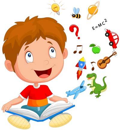 как развить внимание ребенка