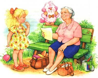 Как Валя научилась дарить подарки сказа