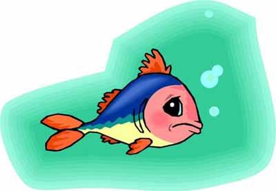 сказка про маленькую веселую рыбку
