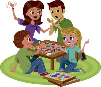 совместные игры для ребенка