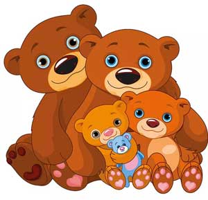 Сказка про Медвежонка<br />