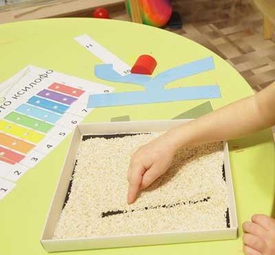 учим буквы для детей