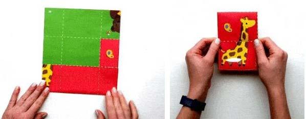 оригами для детей 7 лет сгибалки<br />